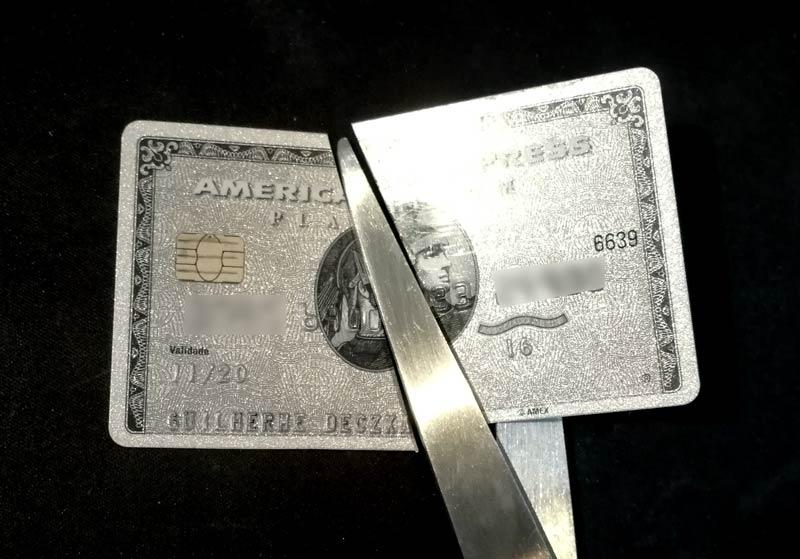 AMEX Cortado MinhaSalaVIP - AMEX | Me livrei do Bradesco. Tudo sobre meu novo Platinum Card