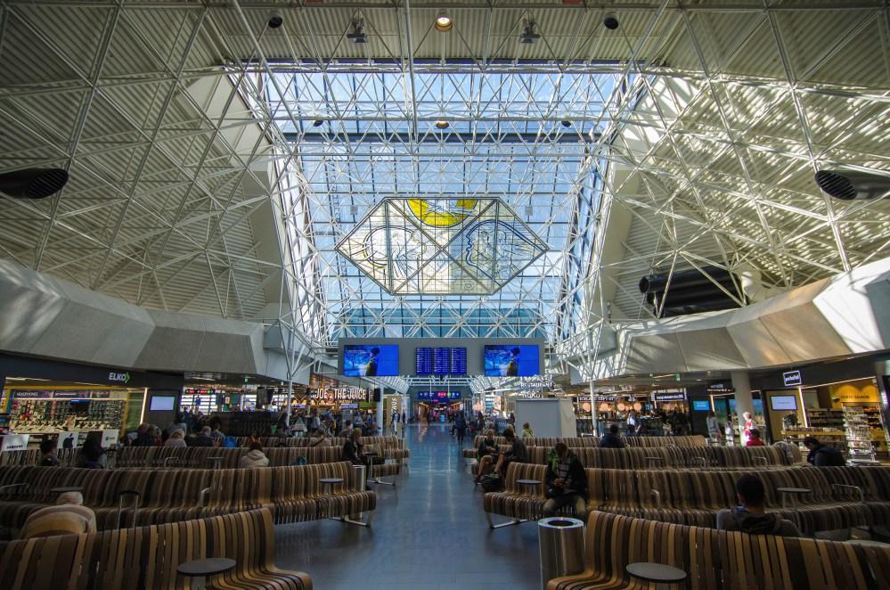 Keflavík International Airport MinhaSalaVIP - Aeroportos sem Sala VIP | Keflavík, na Islândia