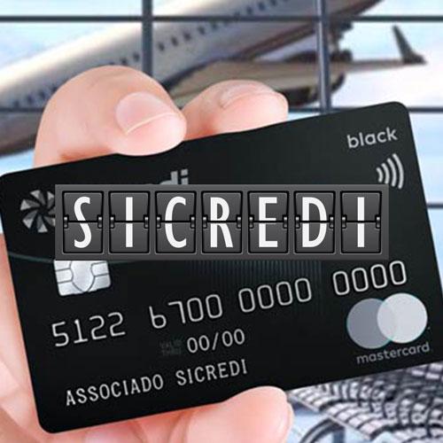 Cartão Sicredi Master Card Black dá direito a acompanhantes ilimitados na Sala VIP