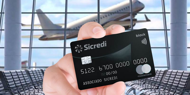 sicredi cartao destaque - Cartão Sicredi Black possibilita entrada de convidados ilimitados no lounge