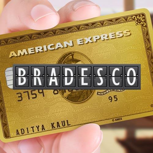 Amex Gold Card Bradesco - Corte de Benefícios