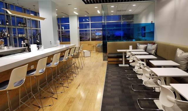 CLE Airspace - Guia completo das salas VIP do American Express Bradesco