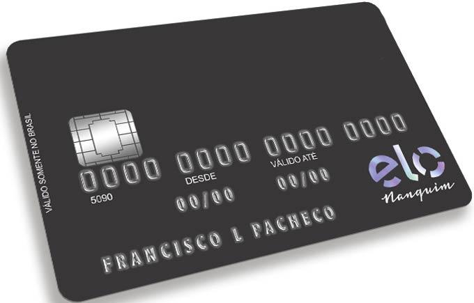 ELO Nanquim - Cartão ELO Nanquim com acesso ilimitado ao Lounge Key.  Vale a pena?