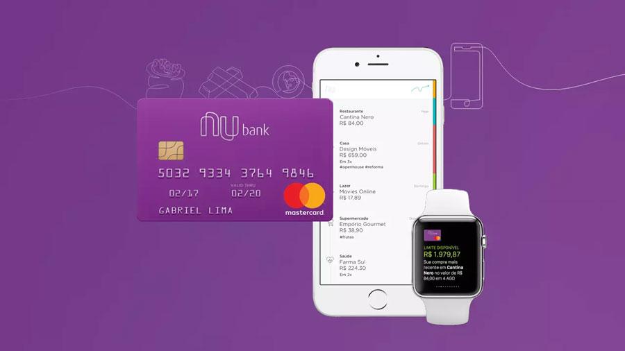 NUBank cartao beneficios - Cartões brasileiros passam a dar acessos gratuitos limitados à Salas VIP