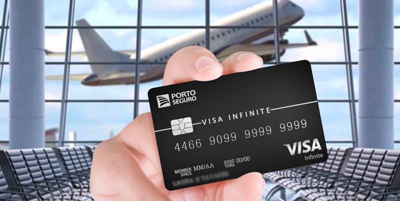 PSVI MinhaSalaVIP PortoSeguro Destaque - Cartões de Crédito | Porto Seguro Visa Infinite