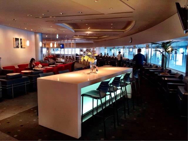 Tokio Narita Delta - Guia completo das salas VIP do American Express Bradesco