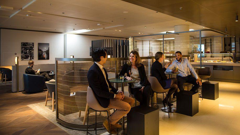 AMS StarAlliance 002 - AMS | Star Alliance inaugura lounge próprio no Aeroporto de Amsterdam