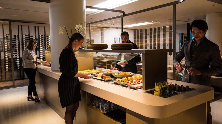AMS StarAlliance 003 - AMS | Star Alliance inaugura lounge próprio no Aeroporto de Amsterdam
