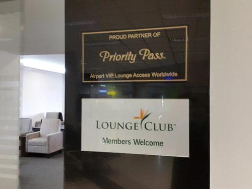 ASU1 004 MinhasalaVIP - ASU – VIP Gold Lounge Aeropuerto Internacional Silvio Pettirossi Asuncion