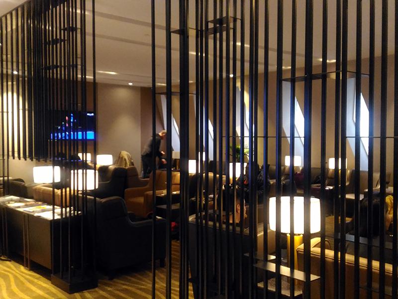 AUH SalaTV - AUH | Al Dhabi Plaza Premium Lounge Abu Dhabi International Airport