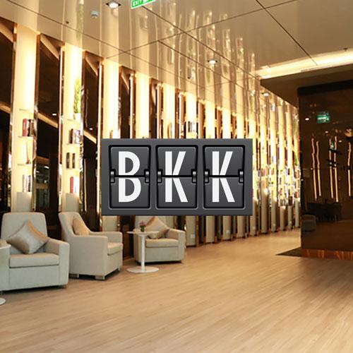 BKK MiracleFirst MinhaSalaVIP - Especial 2018 Awards | Miracle First Lounge no Aeroporto de Bangkok na Tailândia
