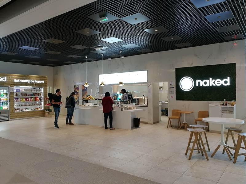 CDG FreeLounge Naked - CDG | Aeroporto de Paris possui lounge gratuito aos passageiros