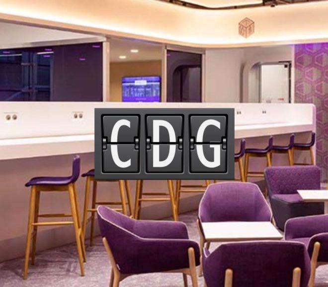 CDG Yotel 660x577 - CDG | Yotel Lounge no Aeroporto Charles de Gaulle em Paris