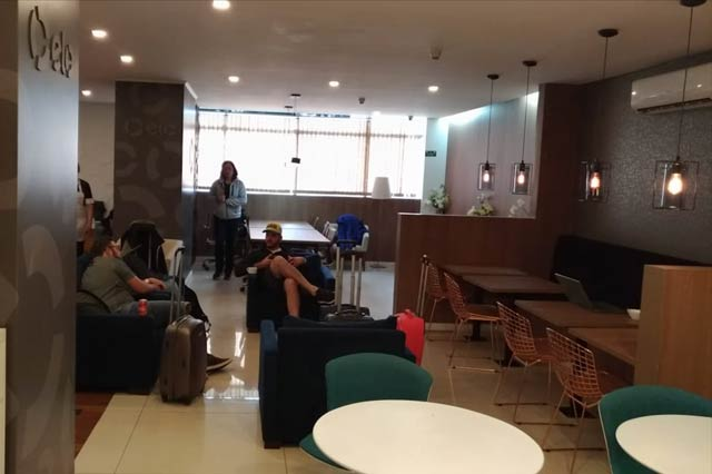CGH Advantage Overview - CGH | Advantage VIP Lounge (Elo) no Aeroporto de Congonhas