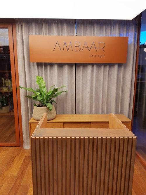 CNF AmbaarINTL Inaug6 - CNF | Ambaar Lounge Internacional Confins já está aberto ao público