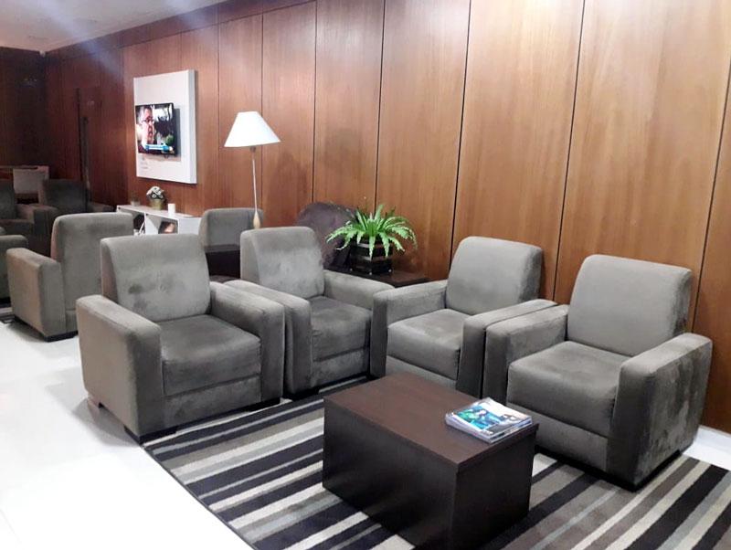 CWB AdvantageVIP 002 - CWB | Advantage VIP Lounge no Aeroporto de Curitiba