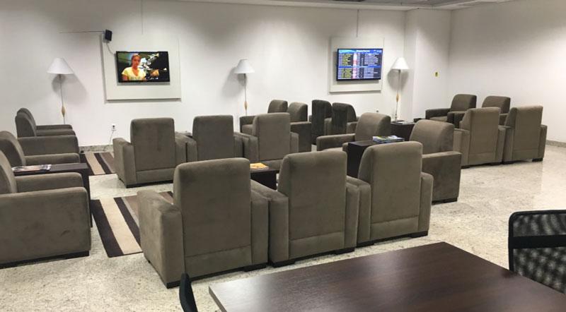 CWB AdvantageVIP 003 - CWB | Advantage VIP Lounge no Aeroporto de Curitiba
