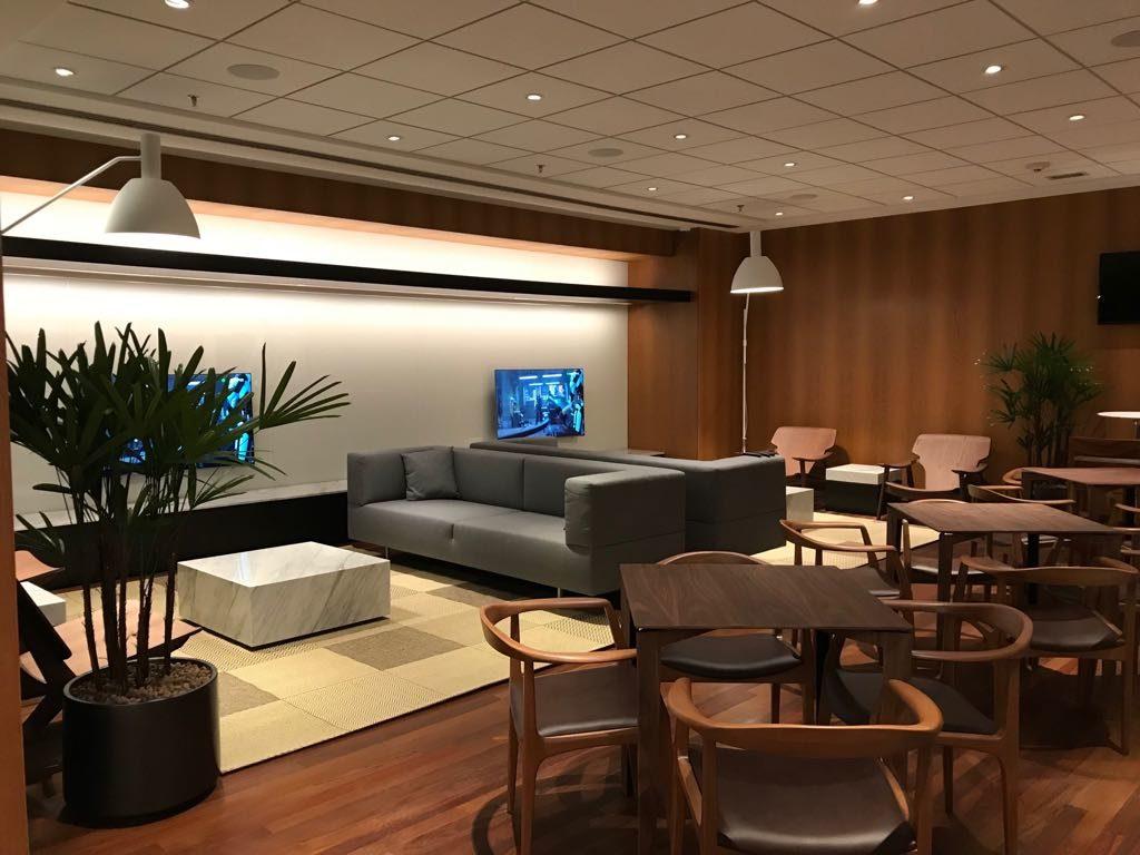 CWB BradescoLounge Assessoria2 1024x768 - Boa notícia. Bradesco Lounge já está funcionando no aeroporto de Curitiba