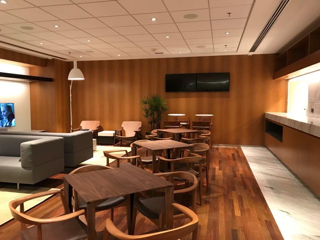 CWB BradescoLounge Assessoria3 1024x768 - Boa notícia. Bradesco Lounge já está funcionando no aeroporto de Curitiba