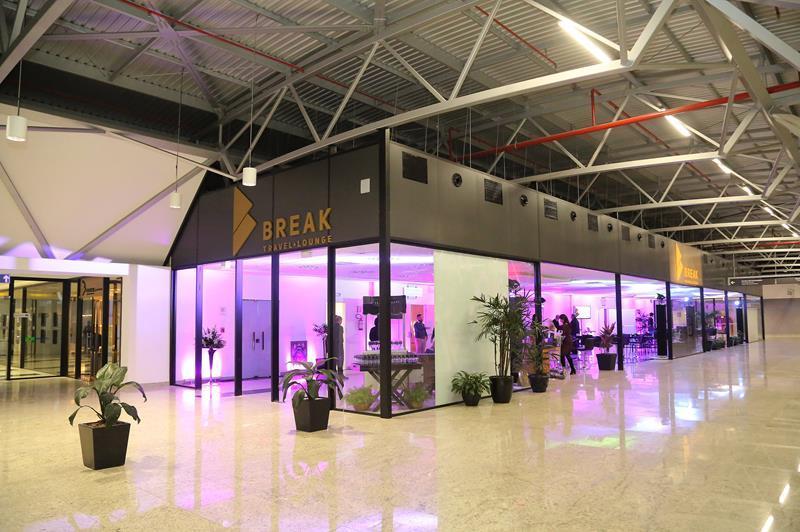 CWB BTL Fachada2 - CWB | Aeroporto de Curitiba ganha Sala VIP com fast track