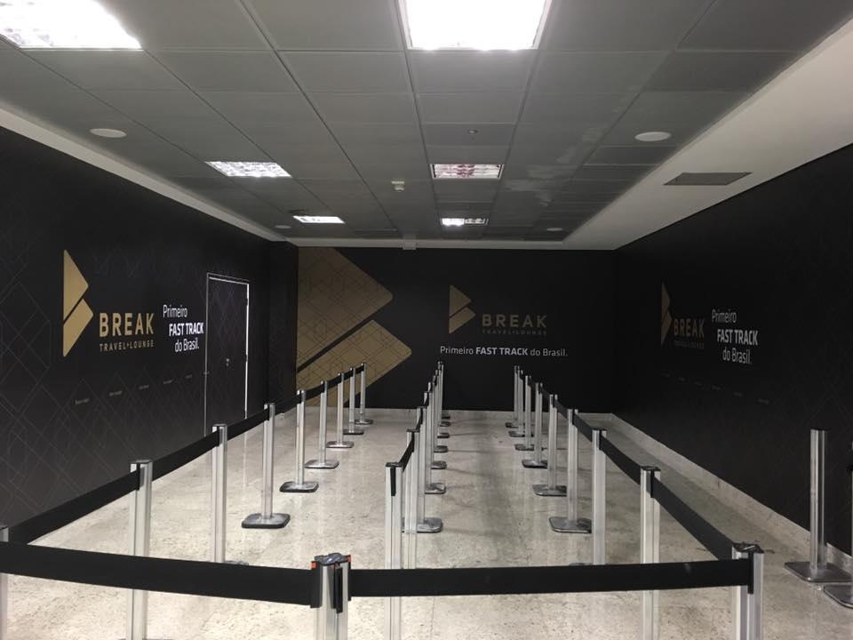 CWB BTL FastTrack - CWB | Aeroporto de Curitiba ganha Sala VIP com fast track