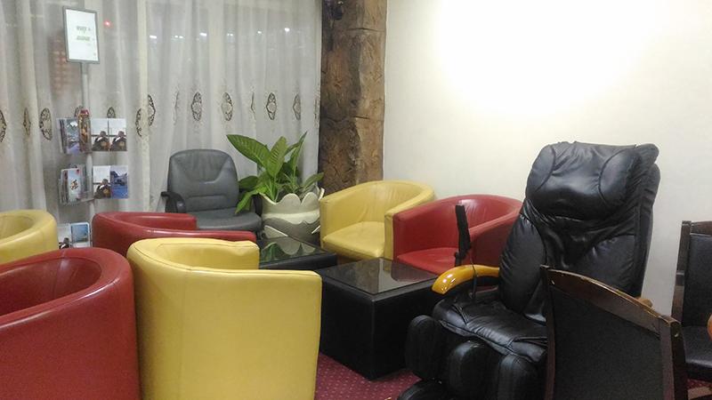 DAR CadeiraMassagem MinhaSalaVIP - DAR | Tanzanite Lounge Julius Nyerere Intl Airport Dar Es Salaam
