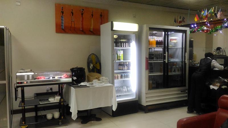 DAR buffet MinhaSalaVIP - DAR | Tanzanite Lounge Julius Nyerere Intl Airport Dar Es Salaam