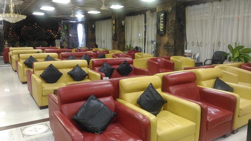 DAR janelasfechadas MinhaSalaVIP - DAR | Tanzanite Lounge Julius Nyerere Intl Airport Dar Es Salaam