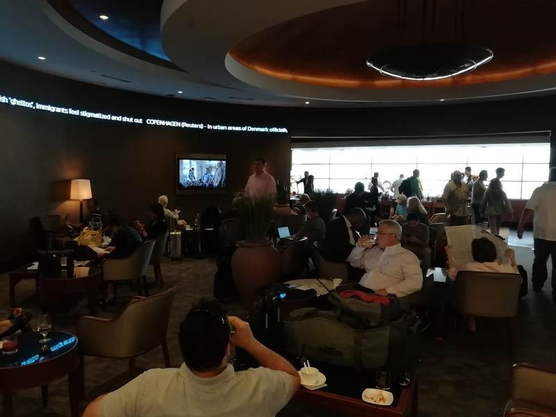 DTW Delta CentralRushHour - Conheça as três Salas Delta Sky Club no Aeroporto de Detroit