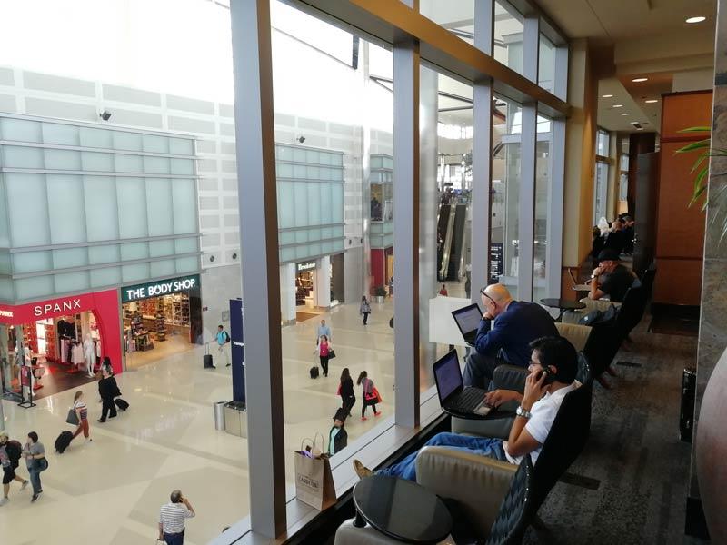 DTW Delta CentralVitrine - Delta Airlines deixa de vender acesso ao Sky Club