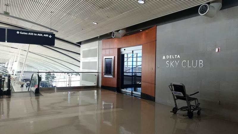 DTW Delta NorthWnres - Conheça as três Salas Delta Sky Club no Aeroporto de Detroit