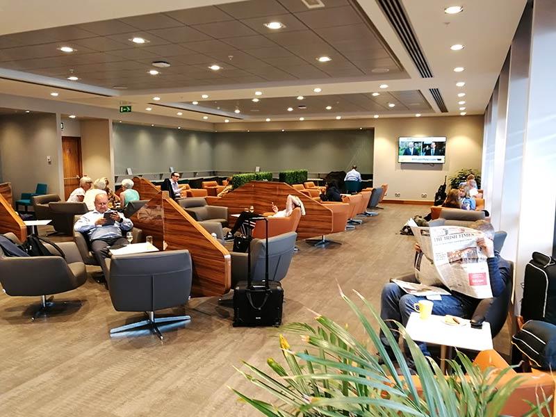 DUB Exec Overview1 - DUB | Executive Lounge Terminal 1 Dublin Airport