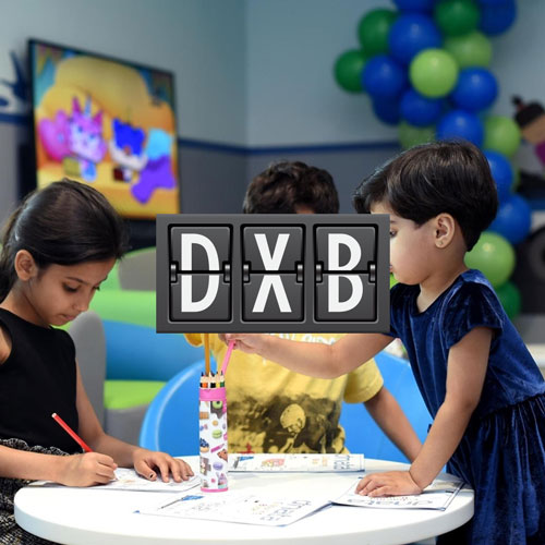DXB DnataChildrensLounge MinhaSalaVIP - DXB | Aeroporto de Dubai tem um lounge só para crianças