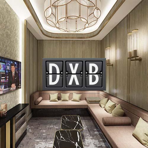 Sala VIP Plaza Premium Lounge Dubai