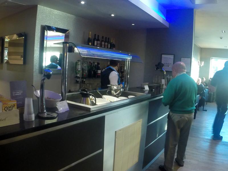 EDI Aspire Bar MinhaSalaVIP - EDI | Aspire Lounge Edinburgh International Airport