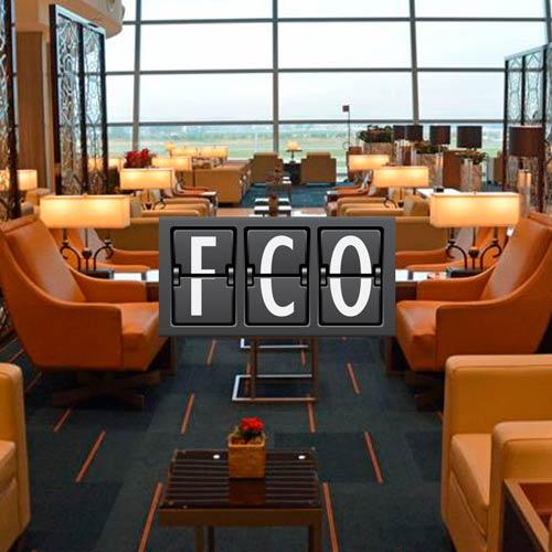 FCO EmiratesLoungeFCO MinhaSalaVIP - FCO | Emirates inaugura lounge no Aeroporto Fiumicino em Roma