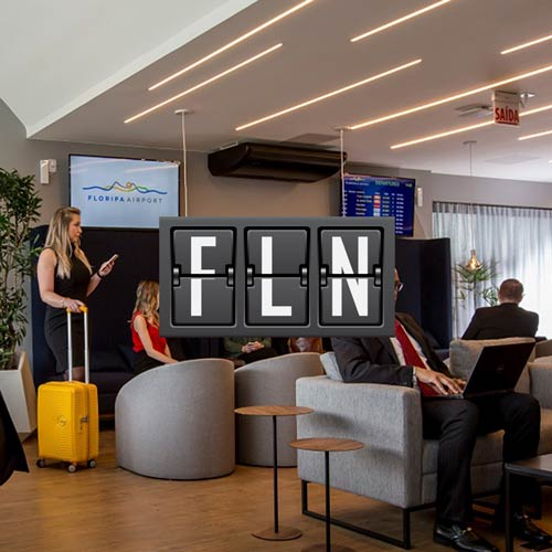 FLN Lounge Novo - FLN | Saiba tudo sobre o novo Floripa Airport Lounge