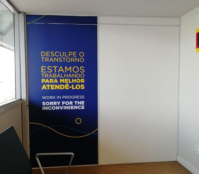 Novo lounge VIP no Aeroporto de Florianópolis