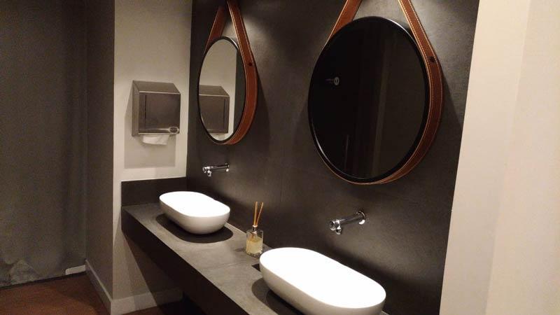 FLN floripalounge banheiros - FLN | Floripa Airport Lounge no Aeroporto Internacional de Florianópolis