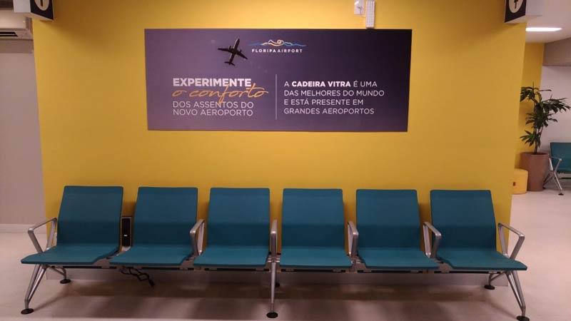 FLN floripalounge demo - FLN | Floripa Airport Lounge no Aeroporto Internacional de Florianópolis