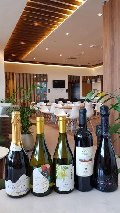 FLN GLN Vinhos - FLN | Fotos exclusivas: Estivemos no The Lounge Floripa antes da inauguração
