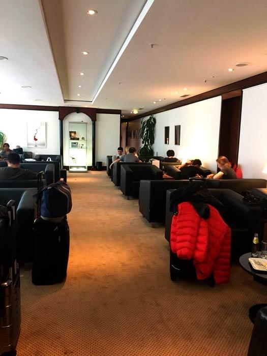FRA Luxx Overview - FRA | Luxx Lounge no Frankfurt Airport