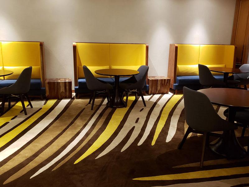 GIG PlazaINTL lounge - GIG | Plaza Premium Lounge Internacional no Aeroporto RIOGaleão