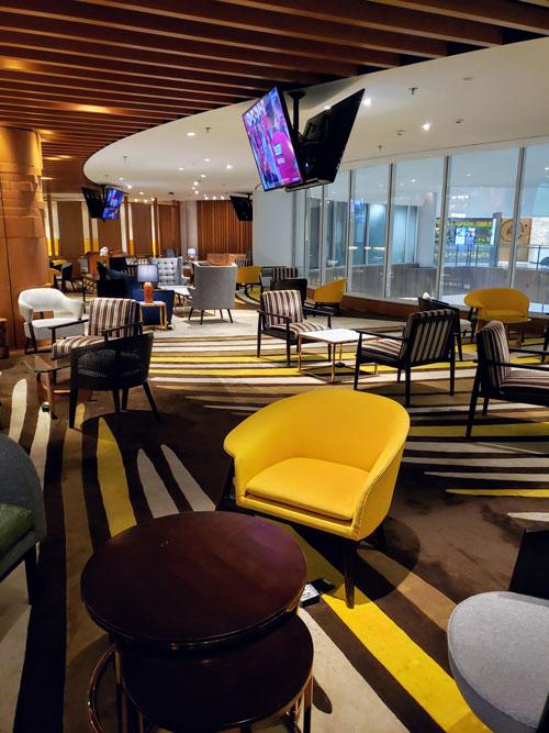 GIG PlazaINTL overview - GIG | Plaza Premium Lounge Internacional no Aeroporto RIOGaleão