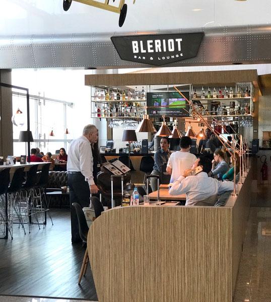 GRU Bleriot Bar MinhaSalaVIP - Retrospectiva 2018 | Notícias que movimentaram o mercado Parte 1