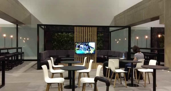 GRU AmexExec 002 - GRU | Brasil volta a contar com um lounge American Express