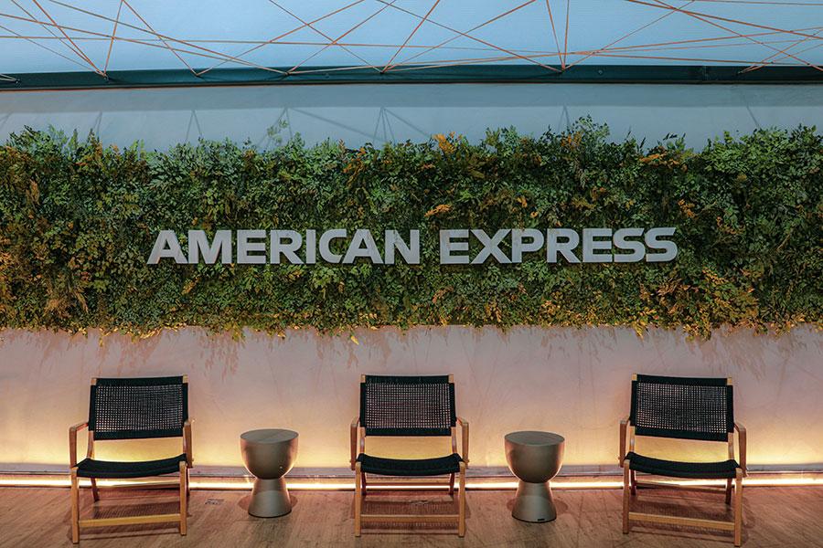 GRU NovoAMEX Hall - GRU | American Express Lounge é inaugurado oficialmente em Guarulhos