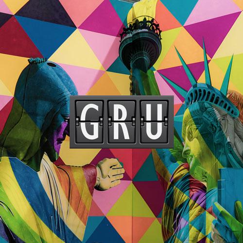 GRU NovoAMEX MinhaSalaVIP - GRU | American Express Lounge no Aeroporto de Guarulhos