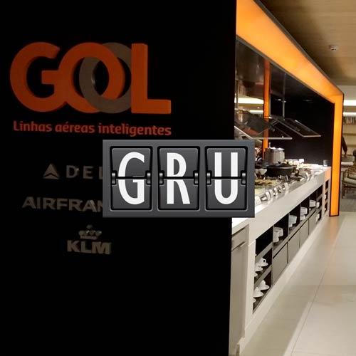 Sala VIP Gol Guarulhos