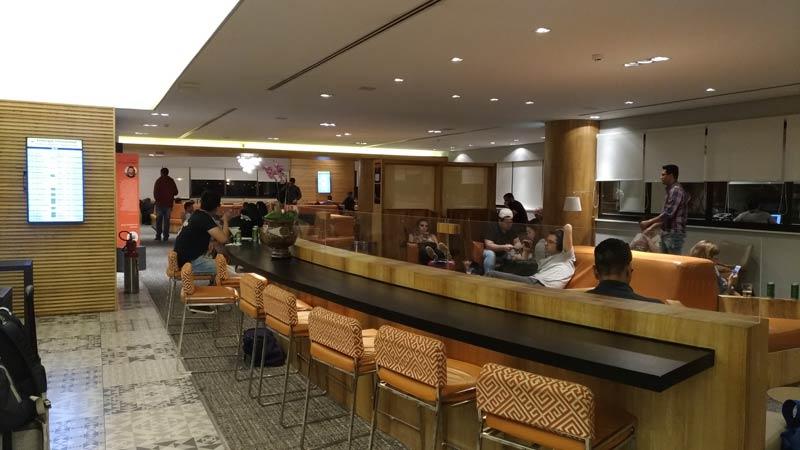 GRU GolPremiumIntl Overview - GRU | Gol Premium Lounge Terminal 2 Internacional em Guarulhos